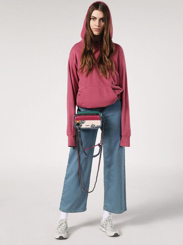 WIDEE JOGGJEANS 0699A, Blu Jeans