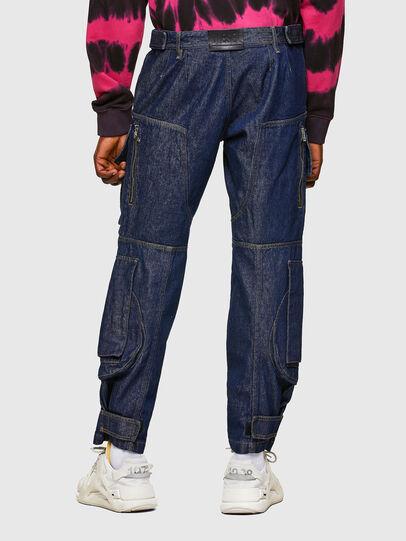 Diesel - D-KARGO, Blu medio - Pantaloni - Image 2