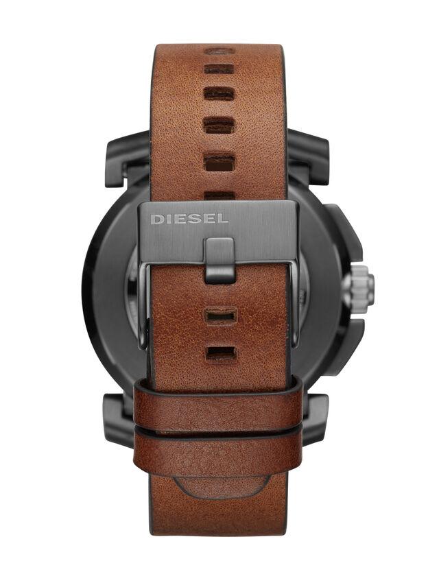 Diesel - DT1003, Marrone - Smartwatches - Image 3