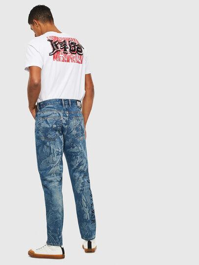 Diesel - D-Vider 0079D, Blu medio - Jeans - Image 6