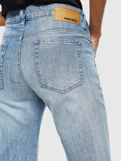 Diesel - D-Rifty 0095V, Blu Chiaro - Jeans - Image 3