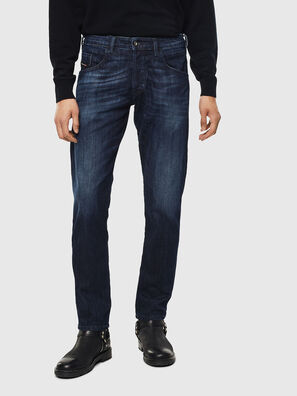 D-Bazer 0095W, Blu Scuro - Jeans