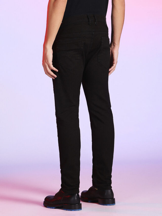 LU-THOMMER 0699U, Nero Jeans