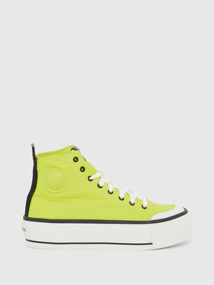 S-ASTICO MC WEDGE, Giallo - Sneakers