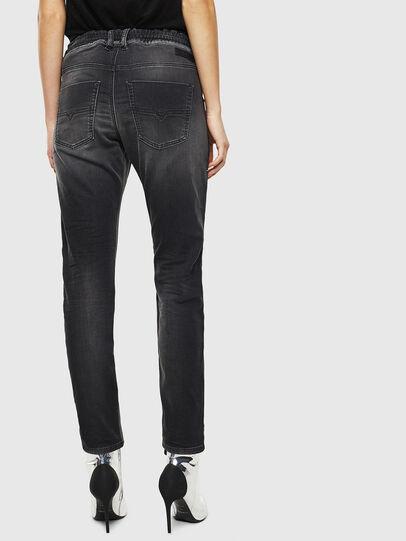 Diesel - Krailey JoggJeans 0094Q, Nero/Grigio scuro - Jeans - Image 2
