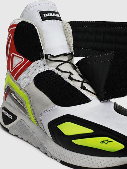 Diesel - ASTARS-SKBOOT, Bianco - Sneakers - Image 4