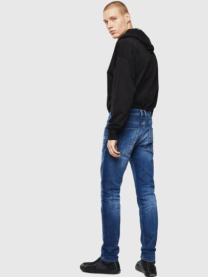 Diesel - Tepphar 0097Y, Blu medio - Jeans - Image 5