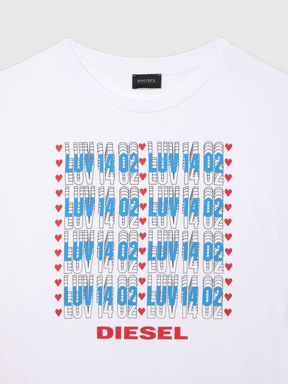 Diesel - UMLT-DIEGOS-J, Bianco - Tops - Image 3