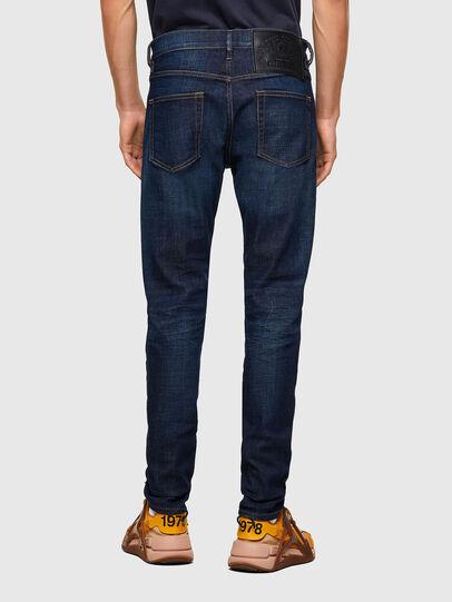 Diesel - D-Strukt 09A48, Blu Scuro - Jeans - Image 2