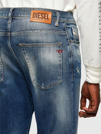 Diesel - D-Fining 009RS, Blu Scuro - Jeans - Image 4