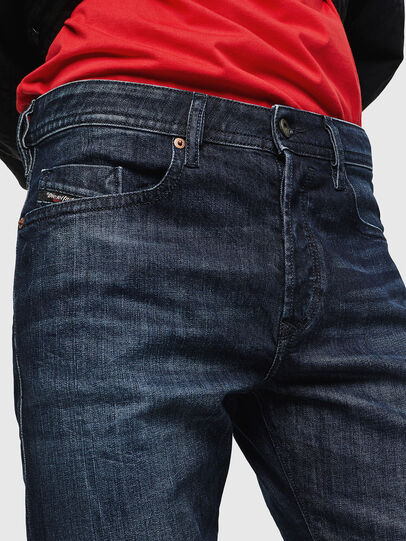 Diesel - Buster 0095W, Blu Scuro - Jeans - Image 4