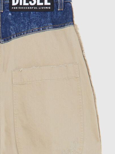 Diesel - P-ACAY-DT, Beige - Pantaloni - Image 4