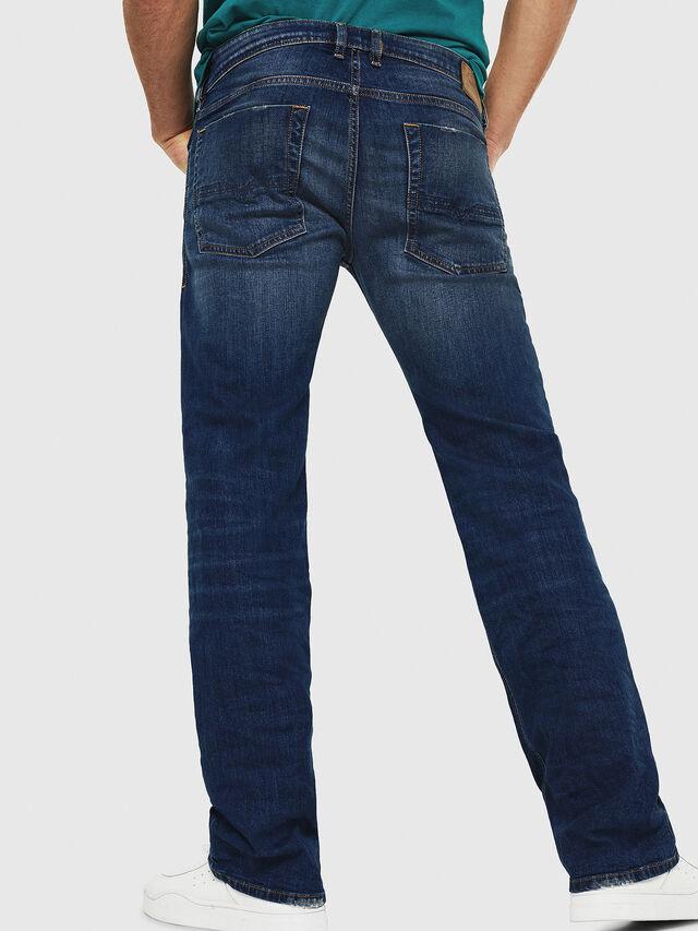 Diesel - Zatiny 087AW, Blu Scuro - Jeans - Image 2