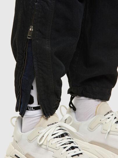 Diesel - D-Luks 009IB, Blu Scuro - Jeans - Image 7