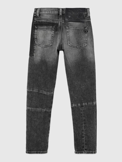 Diesel - D-STRUKT-GO-J, Nero/Grigio scuro - Jeans - Image 2