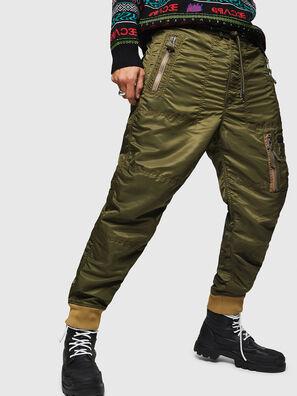 P-LEVOKI, Verde Militare - Pantaloni