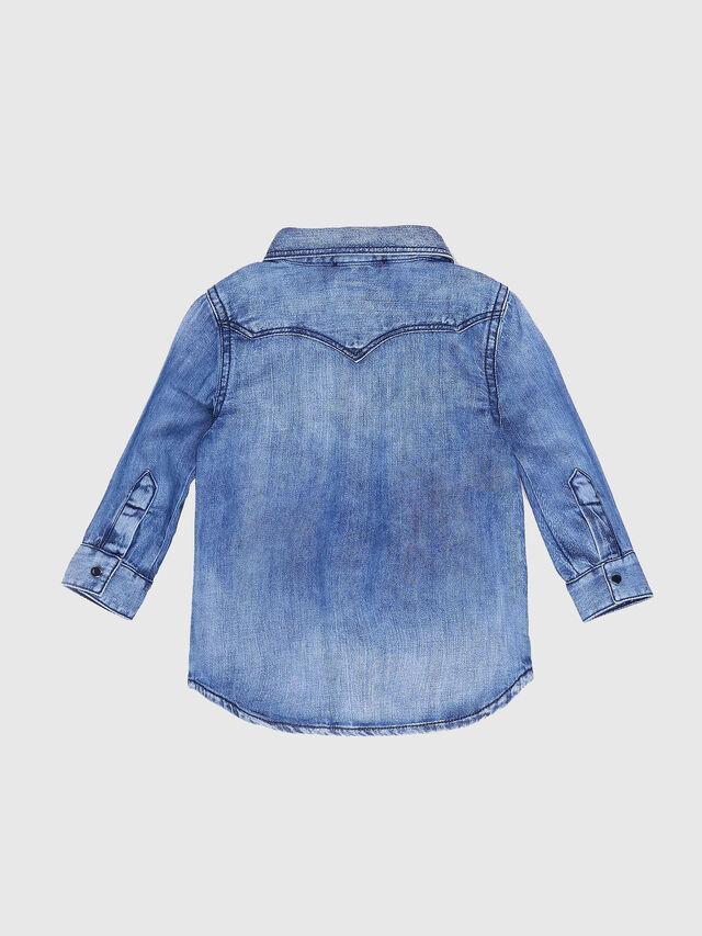 Diesel - CITROB, Blu Jeans - Camicie - Image 2