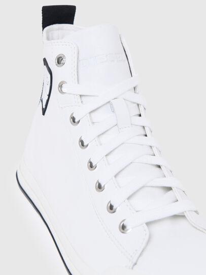 Diesel - S-ASTICO MID CUT W, Bianco - Sneakers - Image 4