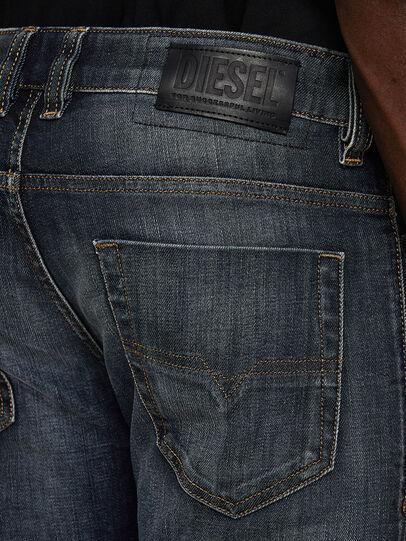 Diesel - Safado 009EP, Blu Scuro - Jeans - Image 4