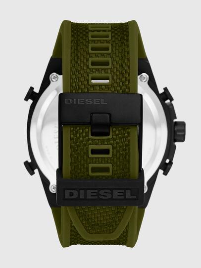 Diesel - DZ4549, Verde Militare - Orologi - Image 2