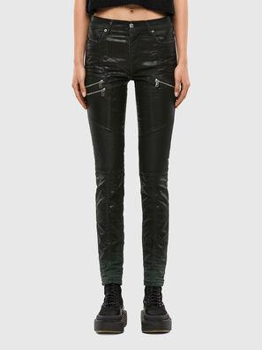 D-Ollies JoggJeans® 069QQ, Nero/Grigio scuro - Jeans