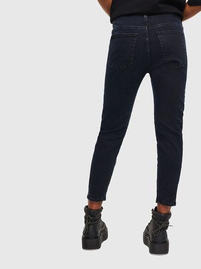 Diesel - Fayza 069GL, Blu Scuro - Jeans - Image 2