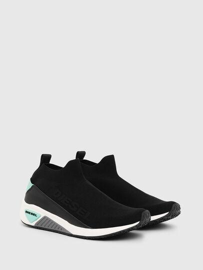 Diesel - S-KB SOCK QB W, Nero - Sneakers - Image 2
