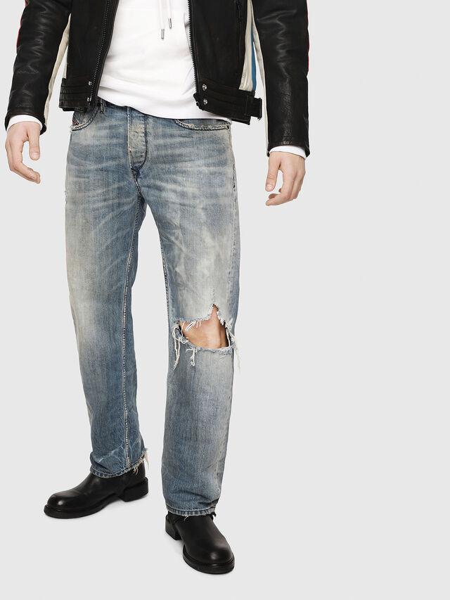 Diesel - D-Kodeck 088AP, Blu Chiaro - Jeans - Image 1