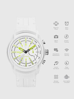 DT1015, Bianco - Smartwatches
