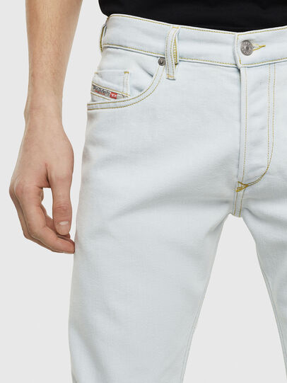 Diesel - Tepphar 009BW, Blu Chiaro - Jeans - Image 3