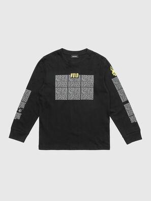 TJUSTLS-NEW, Nero - T-shirts e Tops