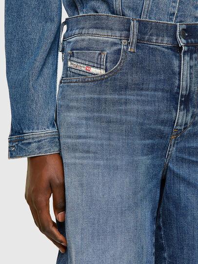 Diesel - D-STRUKT-SHORT, Blu medio - Shorts - Image 4