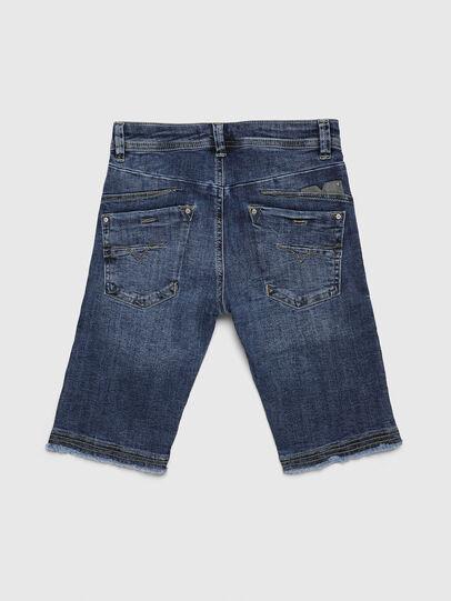 Diesel - DARRON-R-J SH-N, Blu medio - Shorts - Image 2