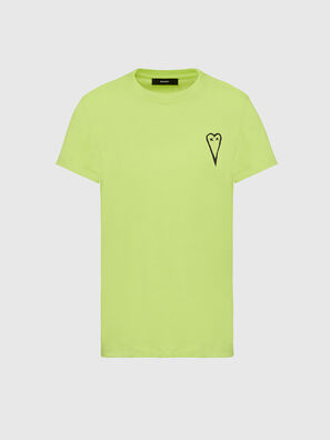 T-SILY-E50, Verde Fluo - T-Shirts
