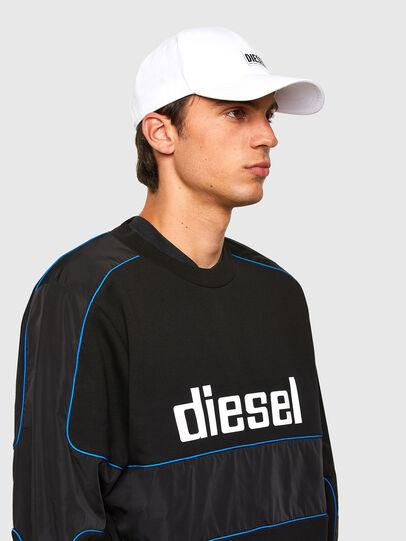 Diesel - S-LAIN, Nero - Felpe - Image 4