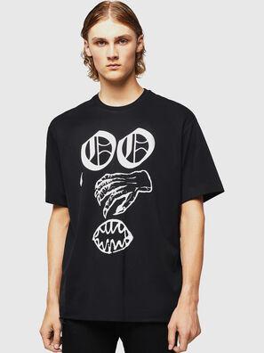 TEORIALE-X2, Nero - T-Shirts