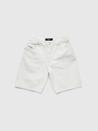 Diesel - PWILLOH, Bianco - Shorts - Image 1