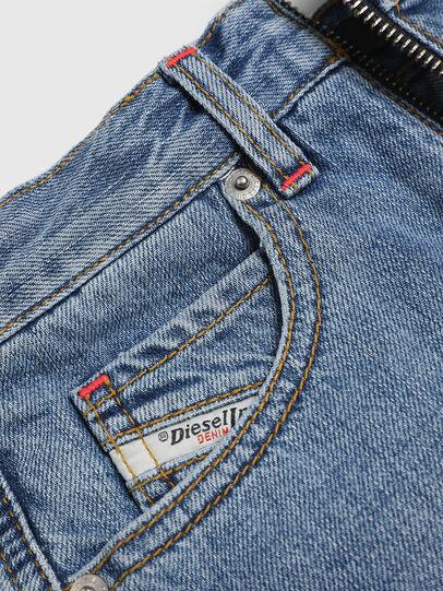 Diesel - PLARZY, Blu Chiaro - Shorts - Image 4