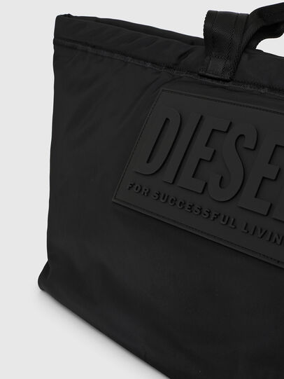 Diesel - SHOPPYE, Nero - Shopper e Borse a Spalla - Image 5