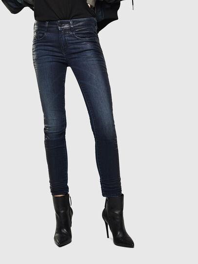 Diesel - D-Ollies JoggJeans 069JY, Blu Scuro - Jeans - Image 1