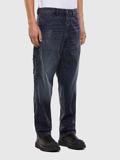 Diesel - D-Franky 009IY, Blu Scuro - Jeans - Image 4