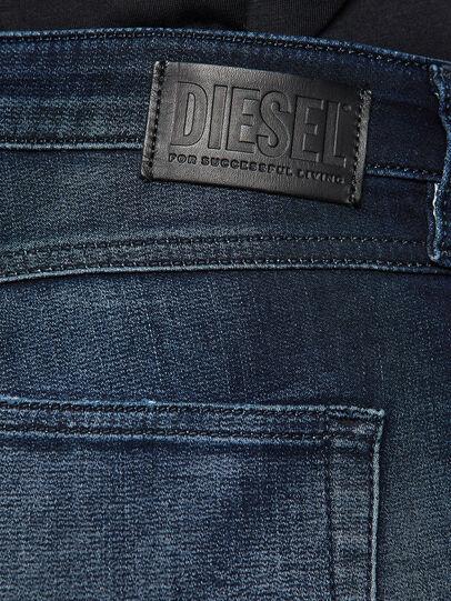 Diesel - GRACEY JoggJeans® 069PZ, Blu Scuro - Jeans - Image 4