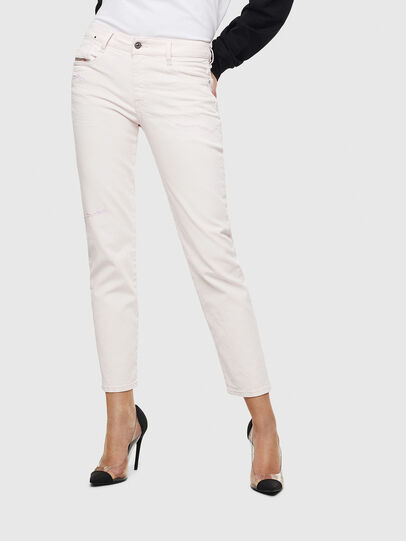 Diesel - D-Rifty 069MS, Bianco - Jeans - Image 1