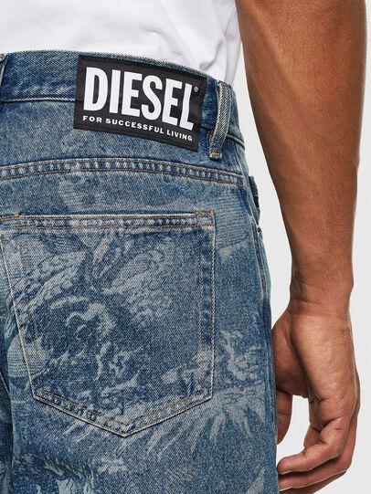 Diesel - D-Vider 0079D, Blu medio - Jeans - Image 5