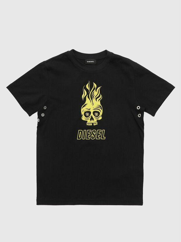 TUSILYWQ, Nero - T-shirts e Tops