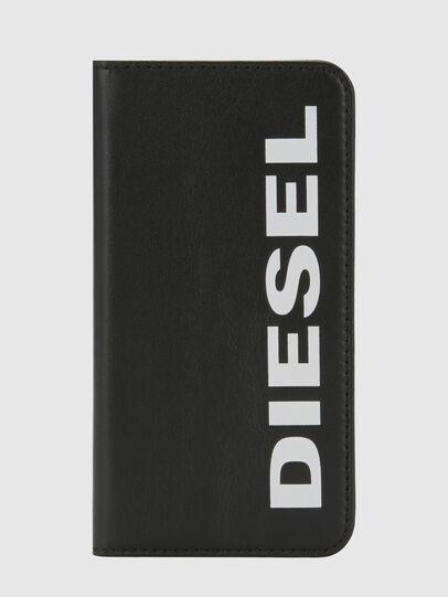 Diesel - SLIM LEATHER FOLIO IPHONE 8/7,  - Cover a libro - Image 6