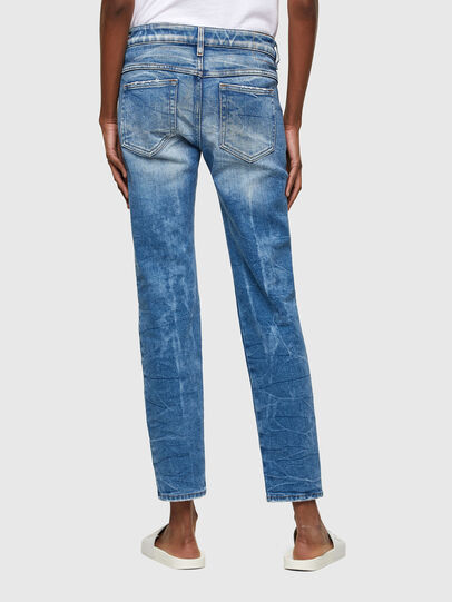 Diesel - D-Rifty 009MV, Blu Chiaro - Jeans - Image 2