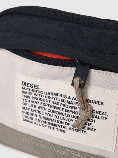 Diesel - DRESSLEK, Bianco/Arancione - Borse a tracolla - Image 5