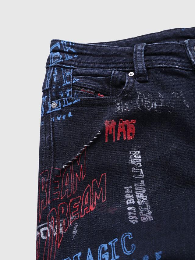 Diesel - REEN-J-N, Nero Jeans - Jeans - Image 3