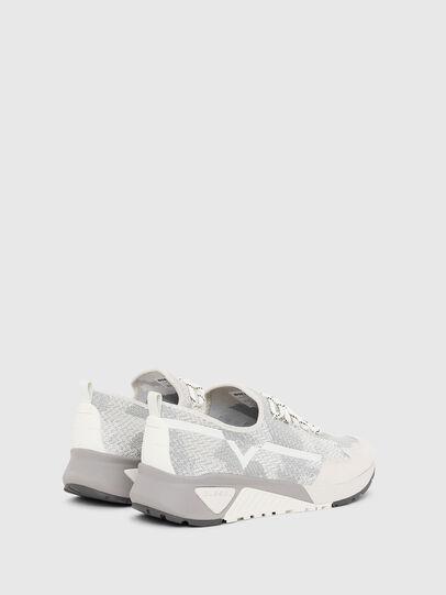 Diesel - S-KBY, Grigio/Bianco - Sneakers - Image 3
